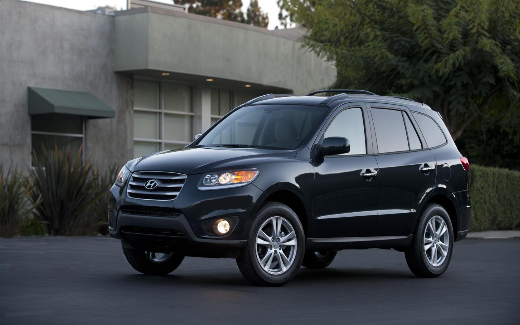 Проблемы с Hyundai Santa Fe II, пригнанными из Америки