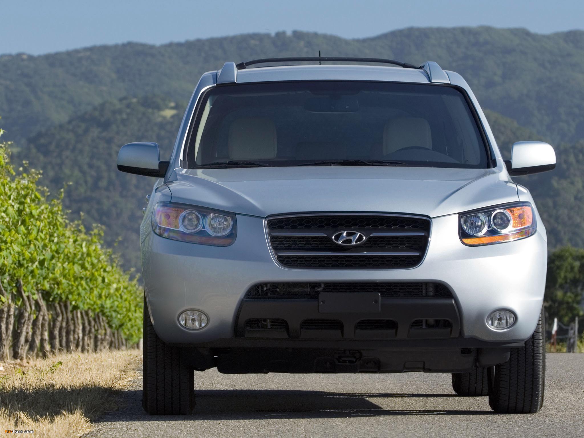 Чем рестайлинговая модель 2010 года отличается от старой Hyundai Santa Fe II?
