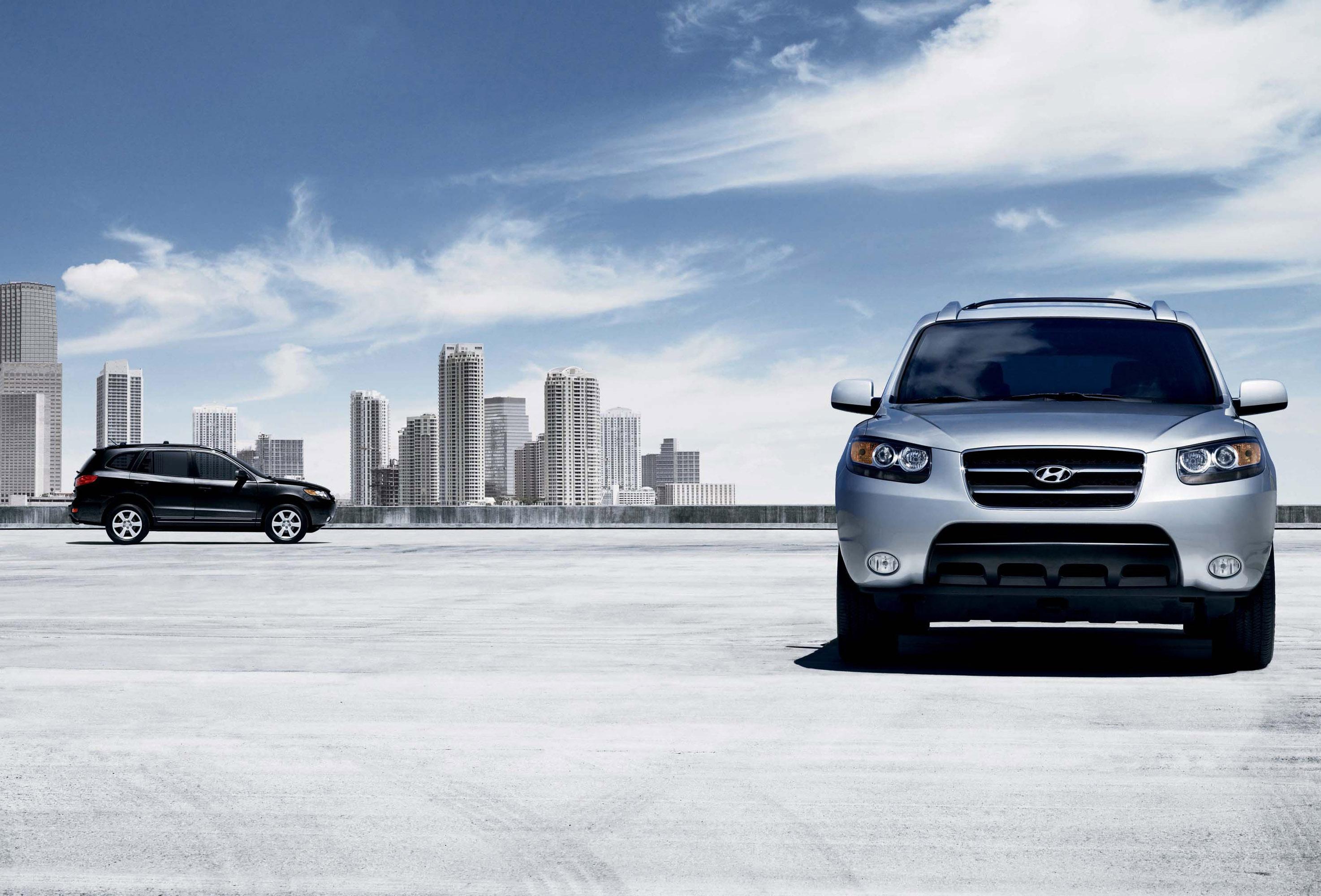 Как правильно буксировать Hyundai Santa Fe II?