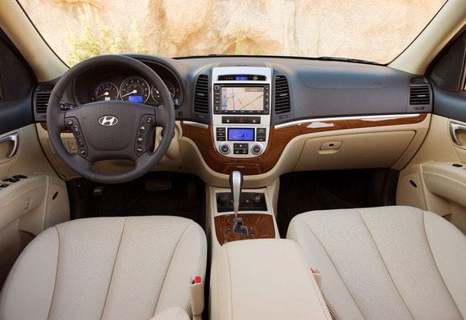 Заблокировался рычаг АКПП на Hyundai Santa Fe II