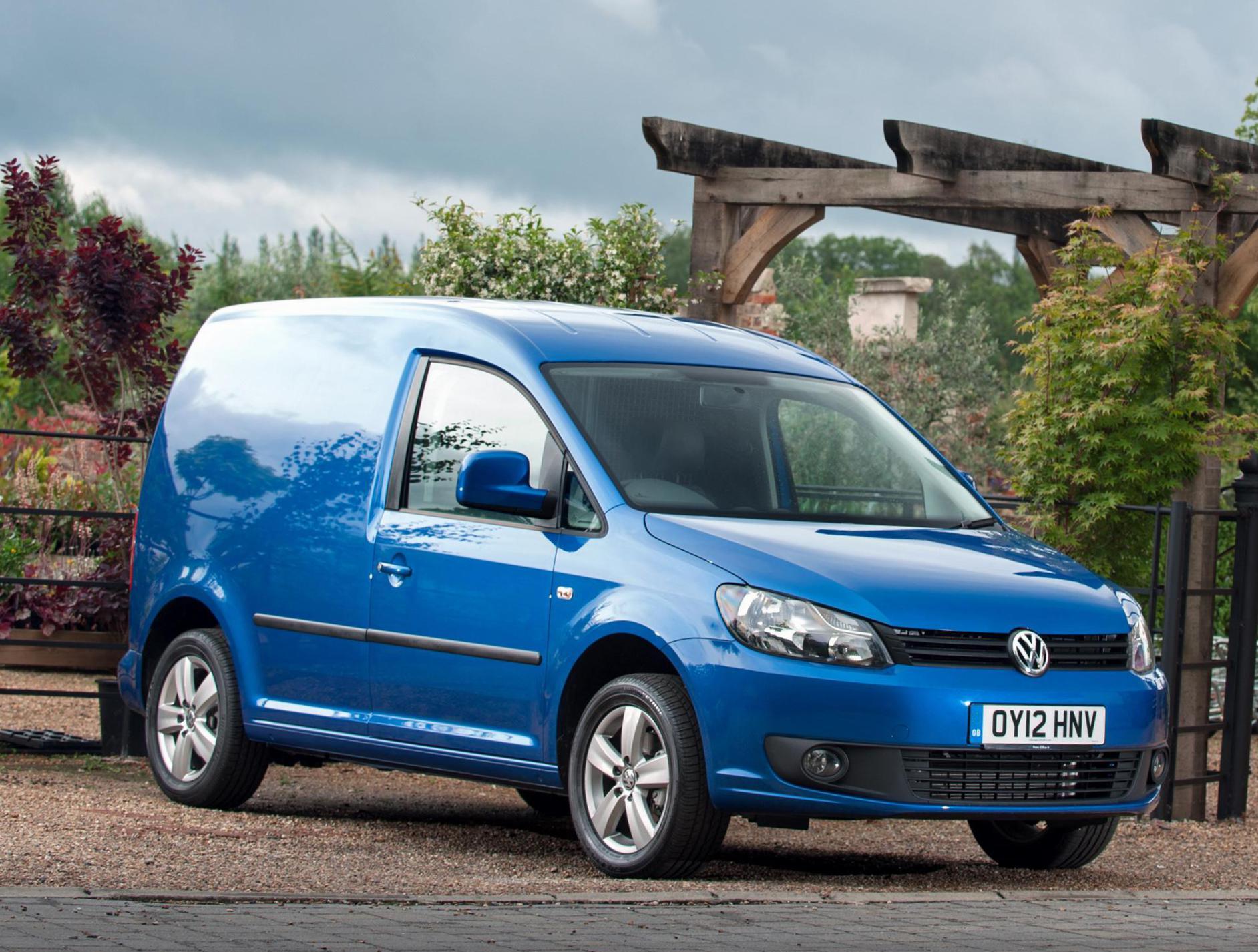 Volkswagen Caddy II — описание модели
