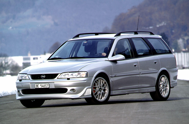 Opel Vectra B — описание модели