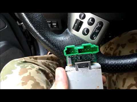 Не включается кондиционер на Nissan Tiida