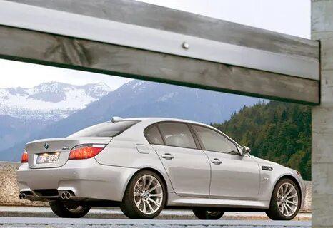 Какие летние шины лучше всего ставить на BMW 5 E60
