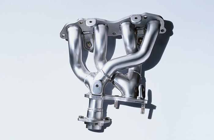 Как проверить выпускной коллектор на Hyundai Santa Fe II?