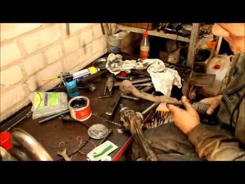 Стук в рулевой рейке на Nissan Tiida
