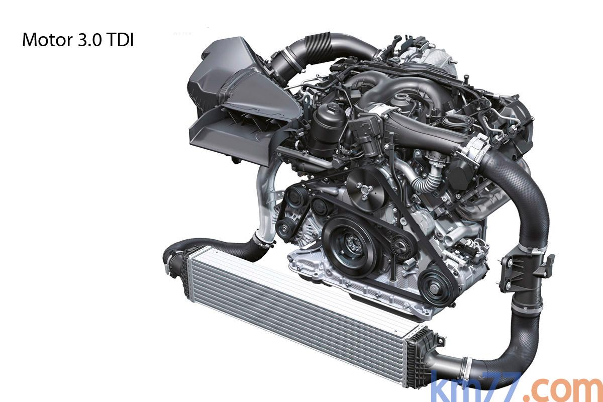 Атмосферный дизельный двигатель