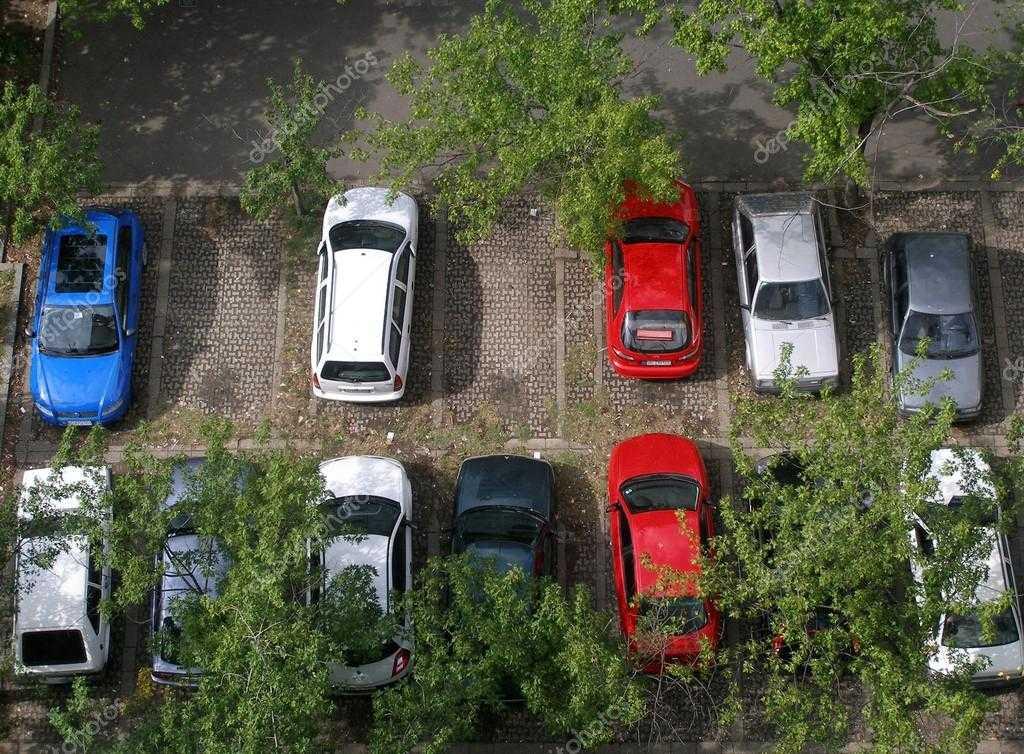 Что делать, если перекрыли выезд на парковке