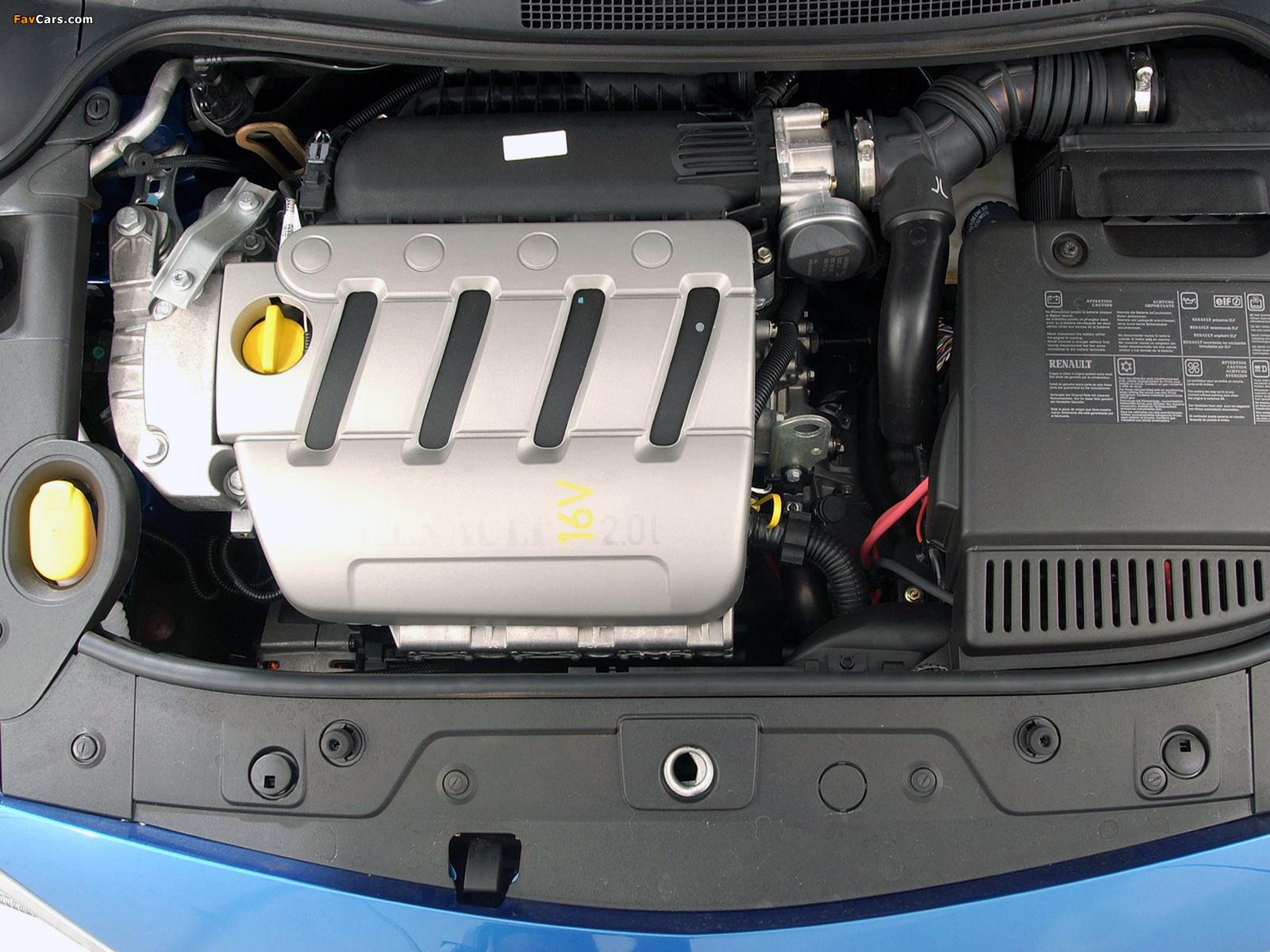 Свистящий звук под капотом Renault Megane III