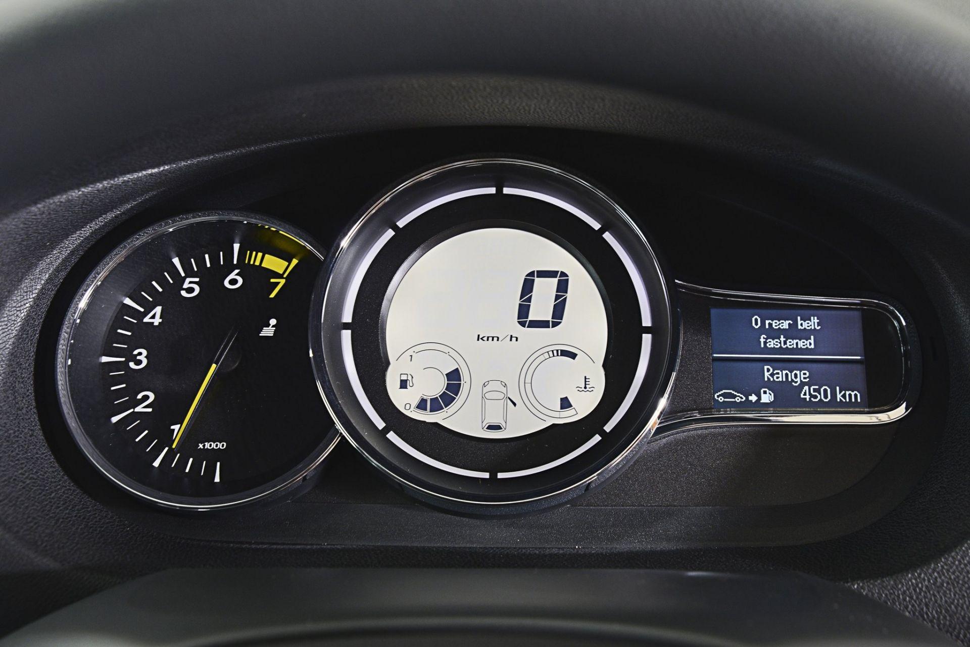 На бортовом компьютере Renault Megane III появилась пиктограмма «Сажевый фильтр»