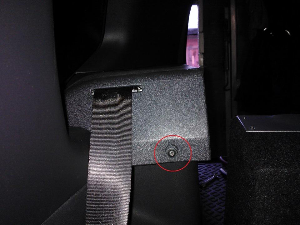 Скрип подлокотника Renault Duster