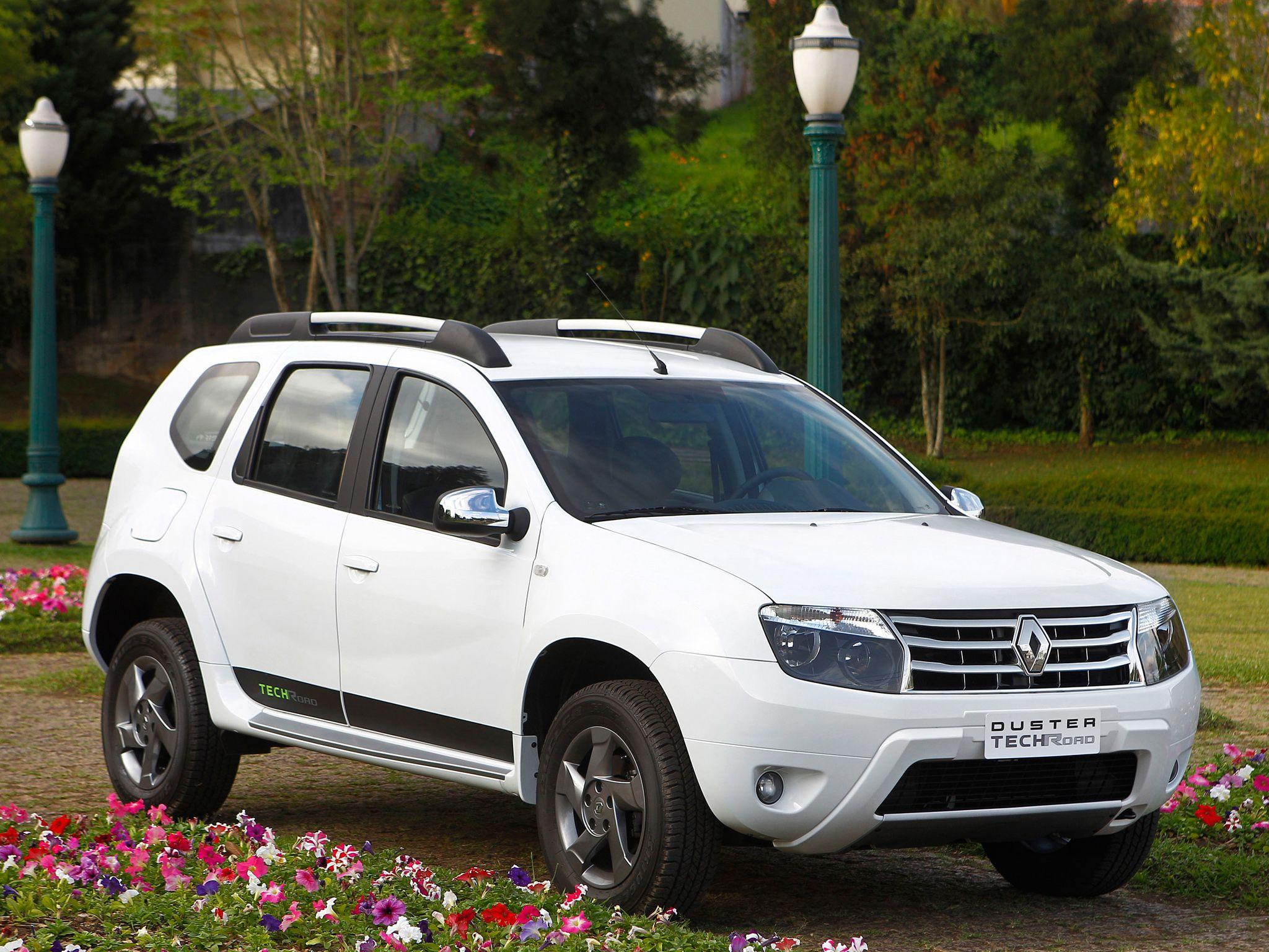 Защищен ли от коррозии кузов Renault Duster?