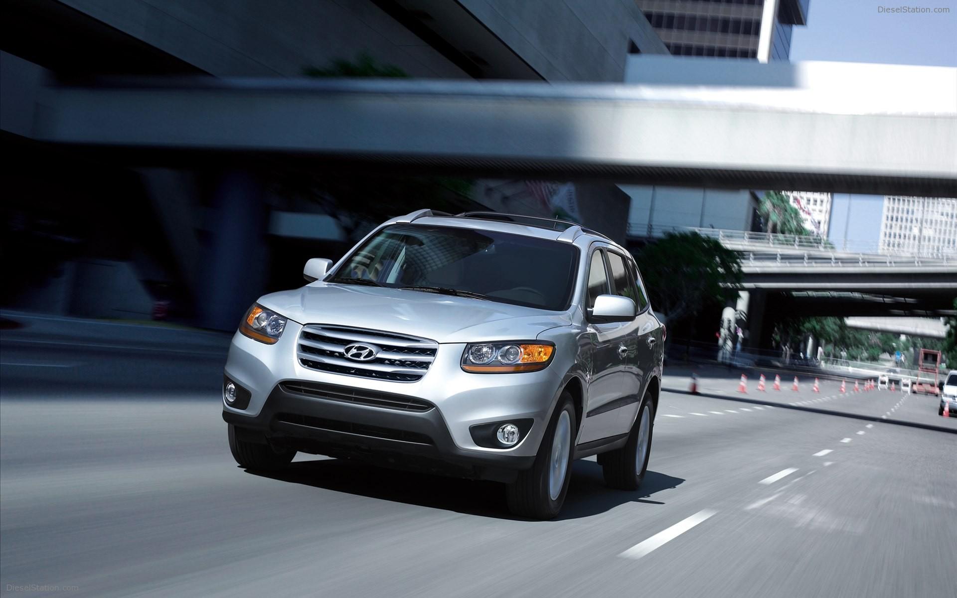 Регулировка зазоров между капотом и кузовом на Hyundai Santa Fe II