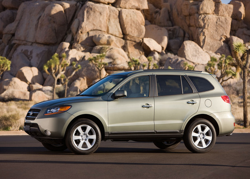 Как снять передний бампер Hyundai Santa Fe II?