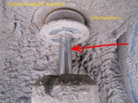 Скрип при повороте руля на Renault Duster