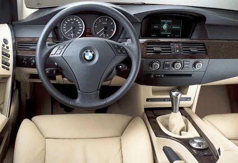 Как работает на BMW 5 E60 функция «Активное рулевое управление»