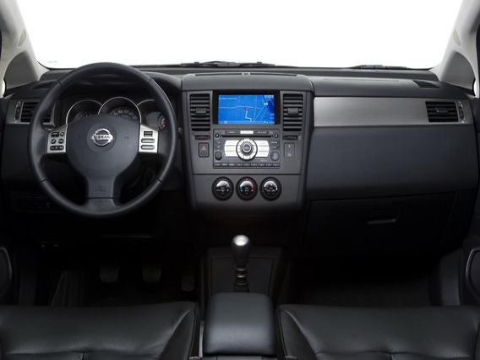 Печка дует холодным воздухом на Nissan Tiida