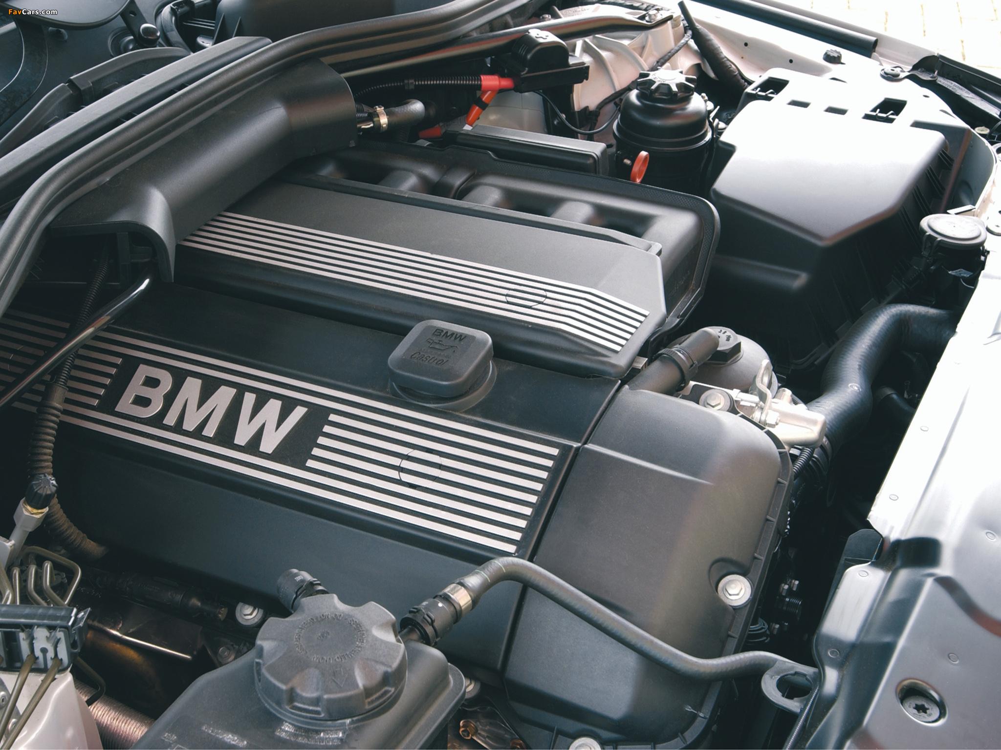 Что такое система VANOS в бензиновых двигателях BMW 5 E60