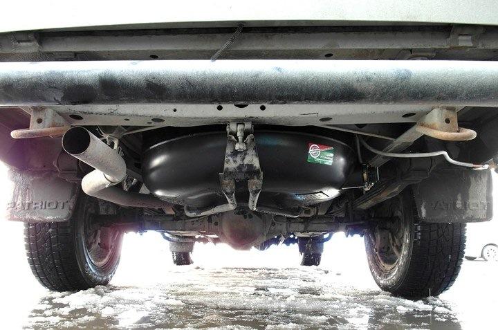 Можно ли установить газобаллонное оборудование на Ford Fusion?