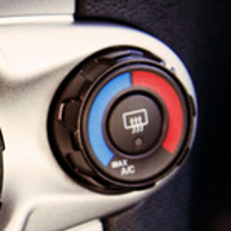 Особенности работы климат-контроля на Ford Fusion фото