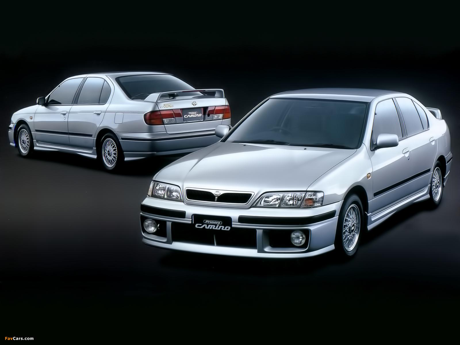 Nissan Primera (P11) — описание модели