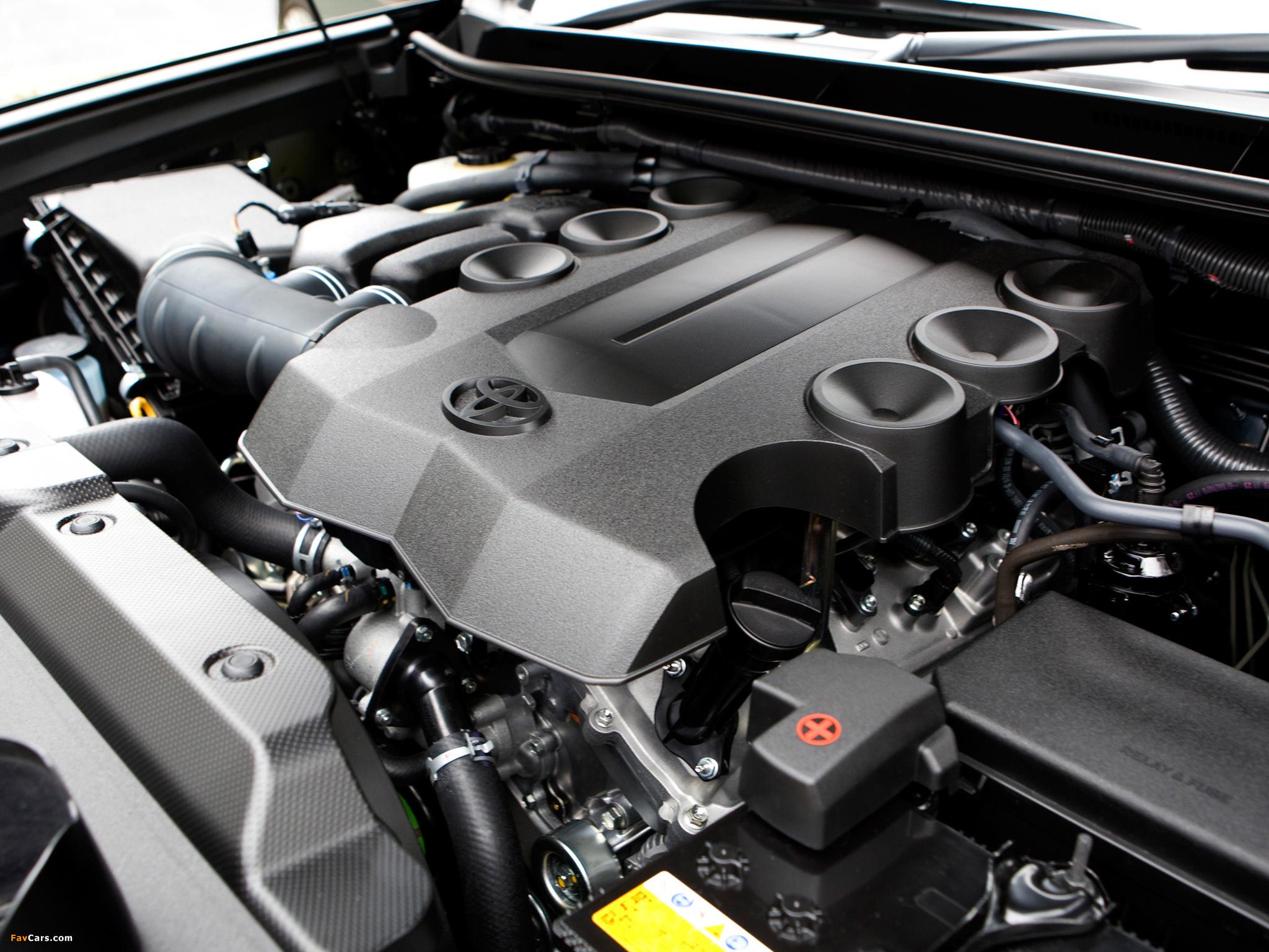 Вышел из строя турбонагнетатель на дизеле Toyota Land Cruiser 200