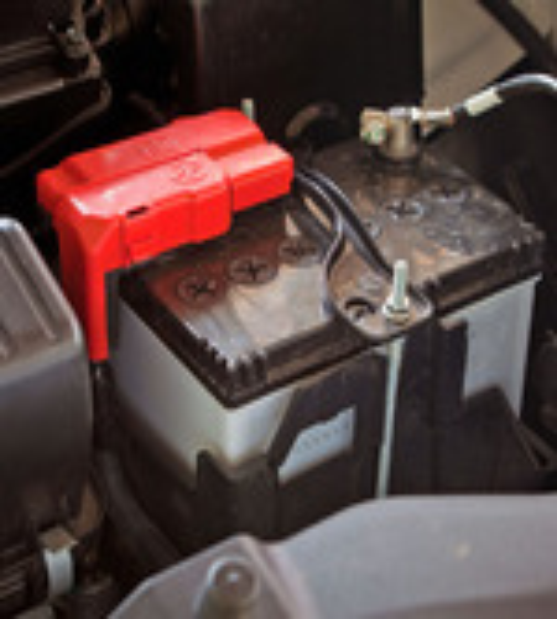 Как проверить состояние аккумулятора на Toyota Land Cruiser 200? фото