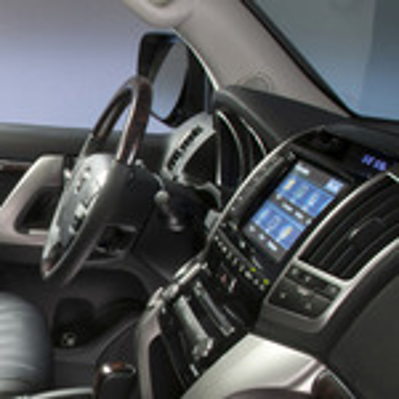 Как разблокировать DVD на Toyota Land Cruiser 200? фото