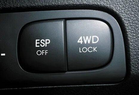 Если на сухом асфальте включить кнопку 4WD Lock, Hyundai Tucson плохо поворачивает
