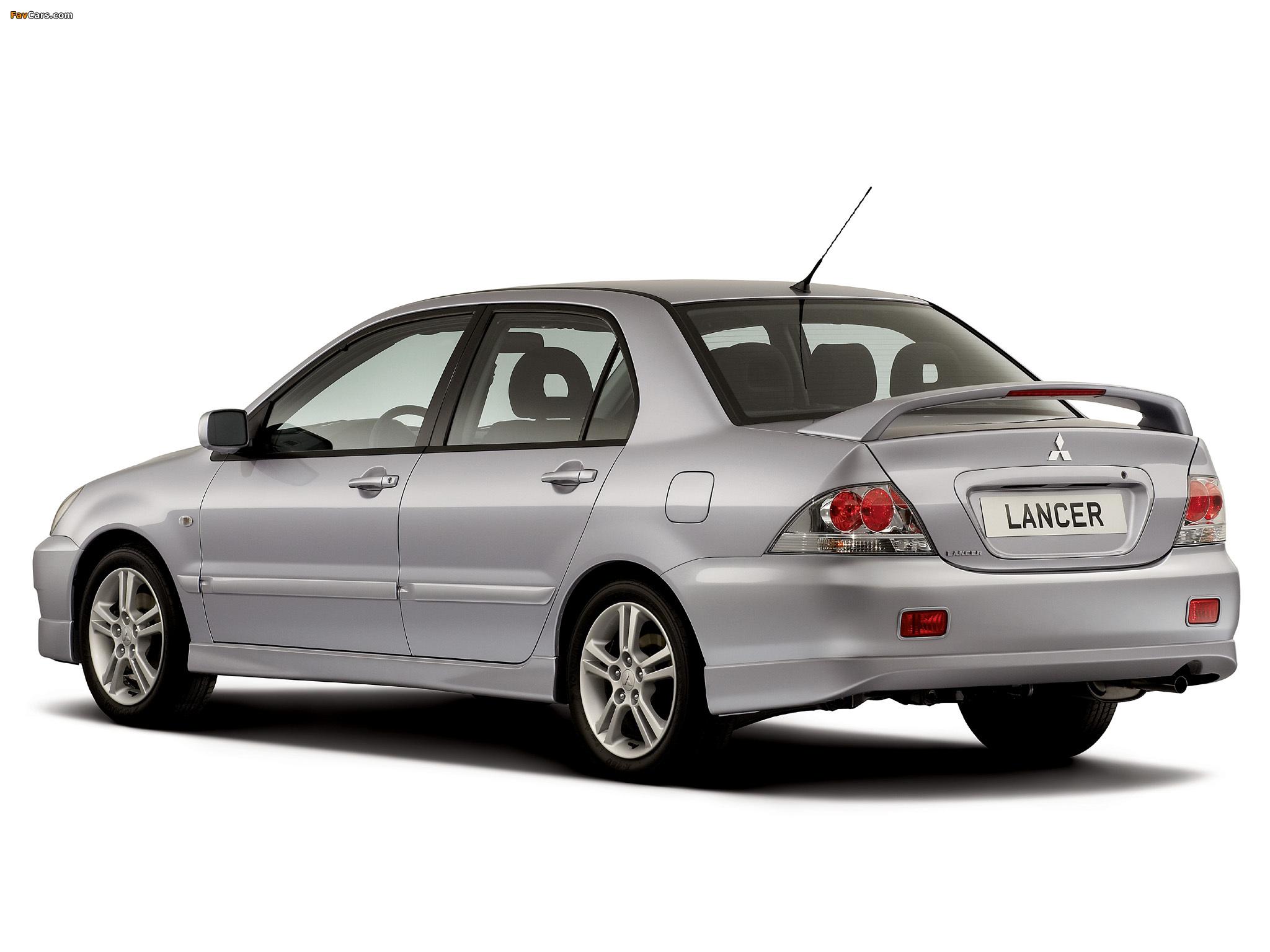 Параметры колес на Mitsubishi Lancer 9