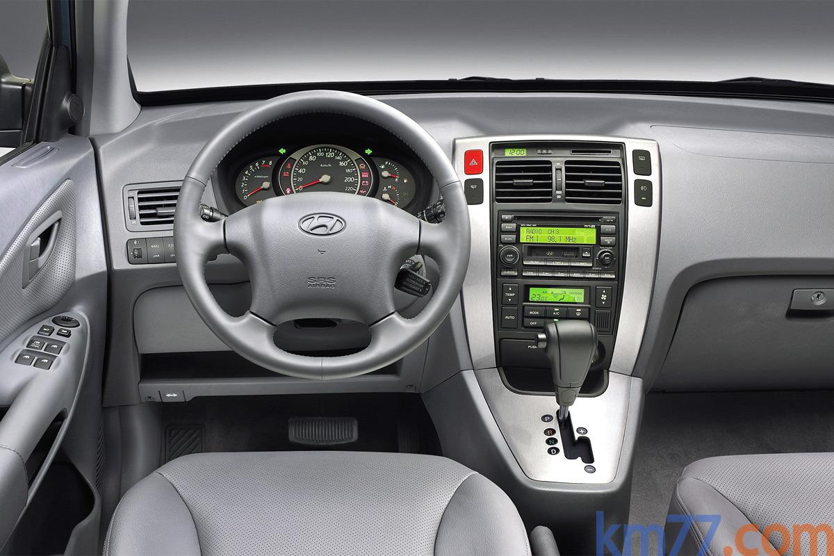 При включении кондиционера в салоне Hyundai Tucson появляется неприятный запах