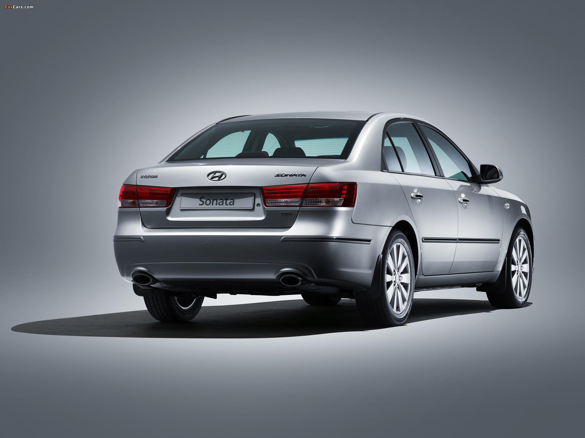 Ресурс деталей передней подвески Hyundai Sonata NF