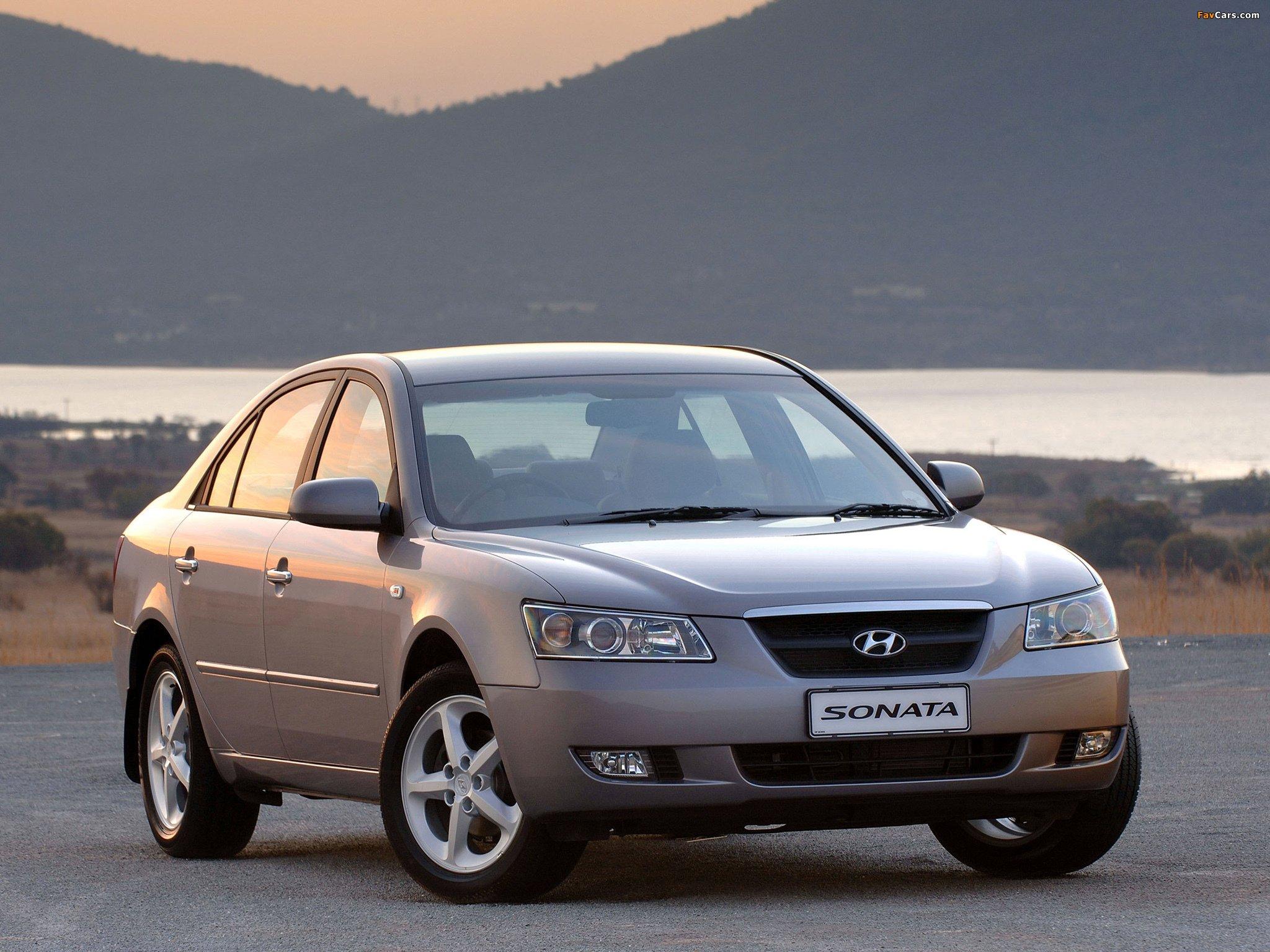 Медленно работает стеклоочиститель Hyundai Sonata NF