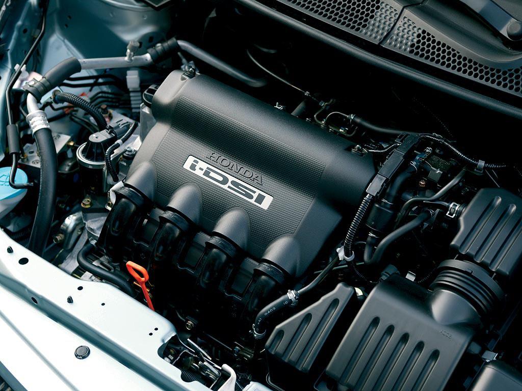 «Цокает» двигатель Honda Jazz на холостых оборотах