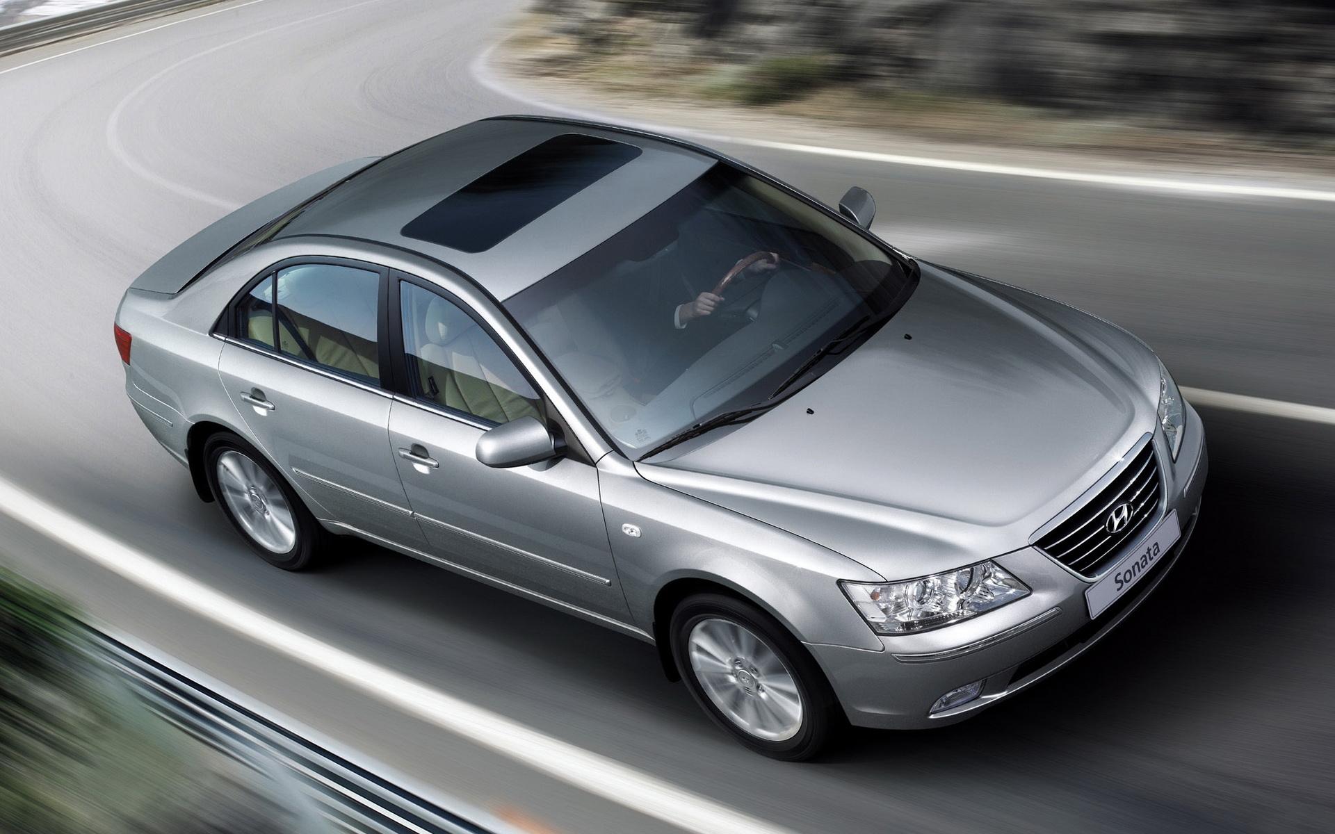 Hyundai Sonata NF с механической коробкой дергается на небольшой скорости