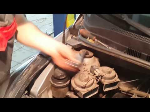 Скрежет при повороте руля при движении вперед на полноприводном Honda Fit