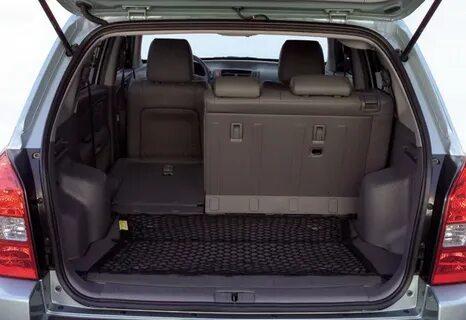 Откуда могла попасть вода в багажник Hyundai Tucson