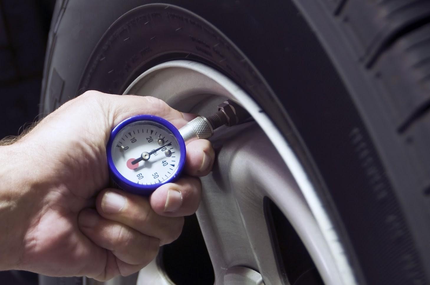 Каким должно быть давление в шинах Hyundai Sonata NF
