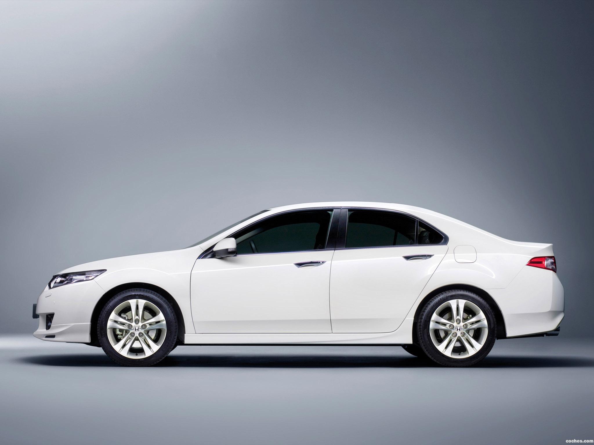 Заправочные объемы Honda Accord VII