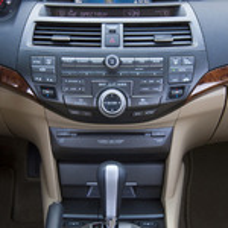 Причины плохой работы климат-контроля на Honda Accord VIII фото