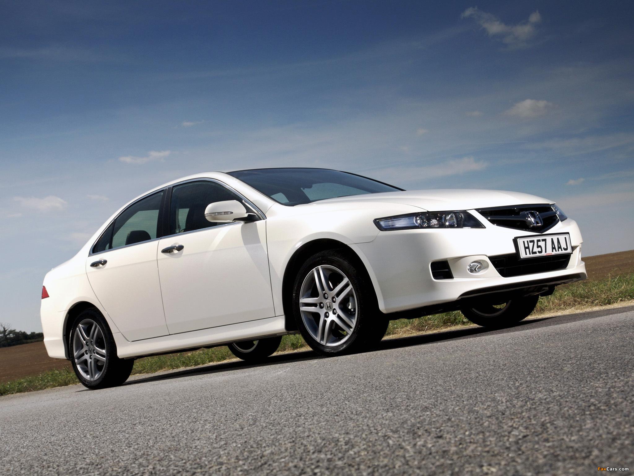 Проблемы с ходовой Honda Accord VIII