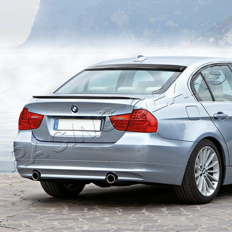 Какие есть в багажнике BMW 3 E90 дополнительные приспособления для хранения вещей фото