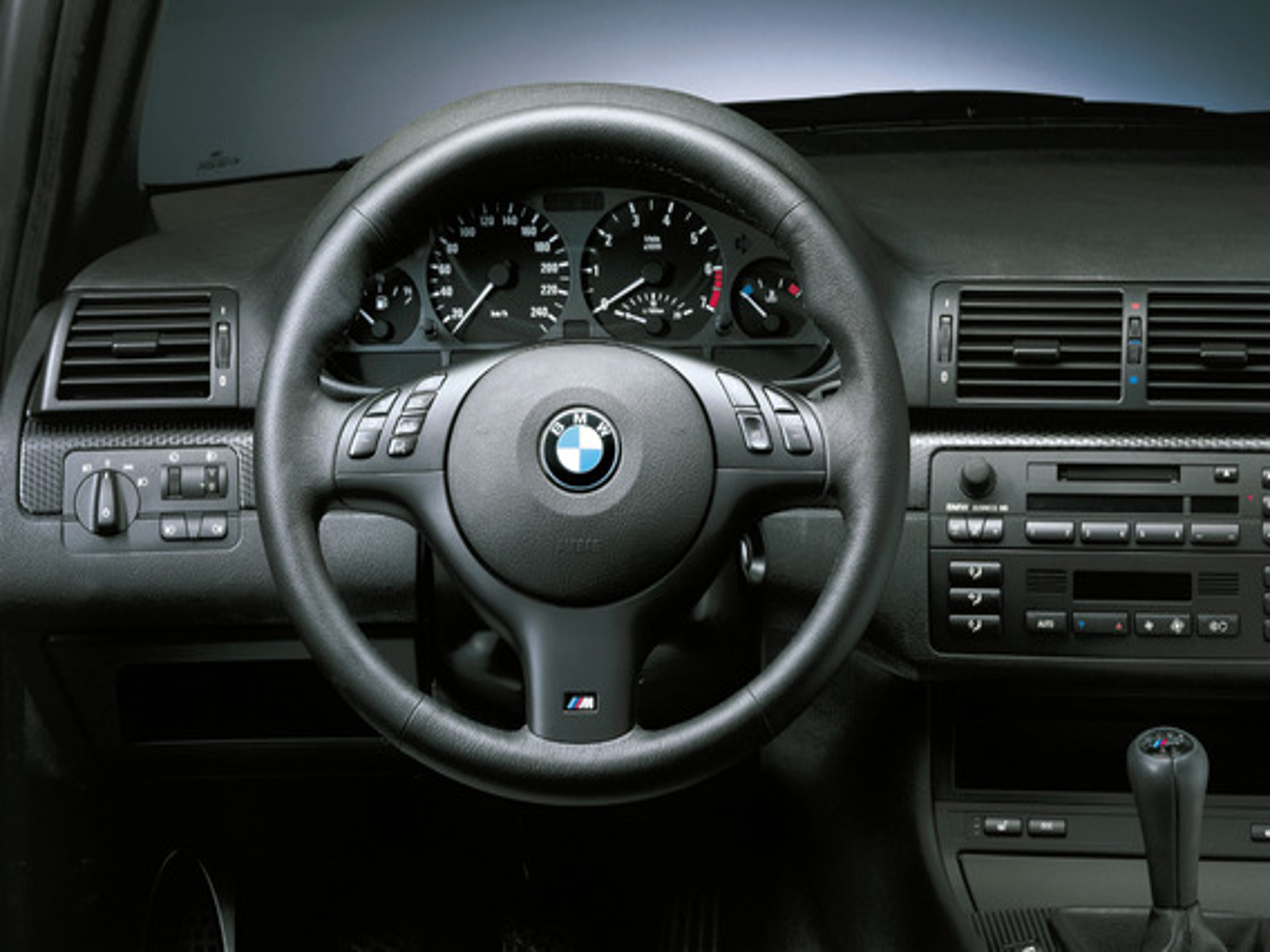 Не работает вентилятор отопителя салона BMW 3 E46