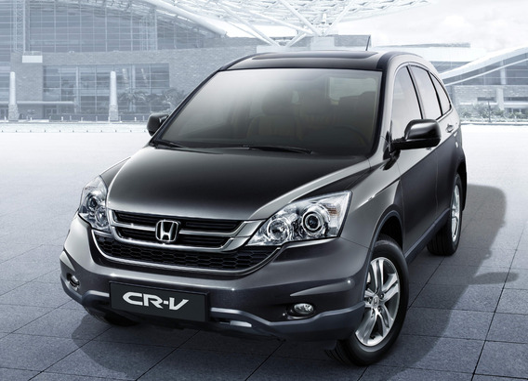 Как открыть заблокированный замок капота на Honda CR-V III