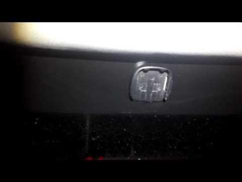 Зеркала с подогревом на Hyundai Getz