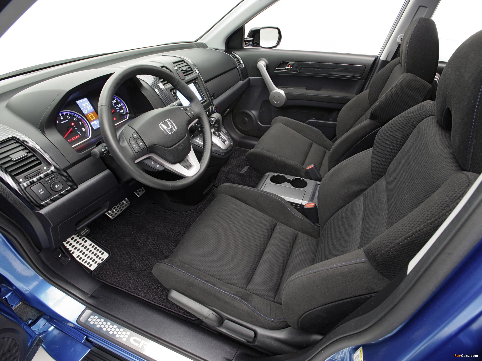 Появился скрип при повороте руля вправо на Honda CR-V III