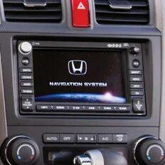 На дисплее штатной аудиосистемы на Honda CR-V III появилось сообщение Heat Error фото