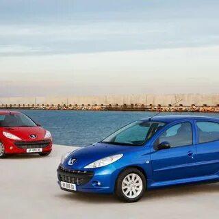 Peugeot 206 глохнет после переезда препятствия фото