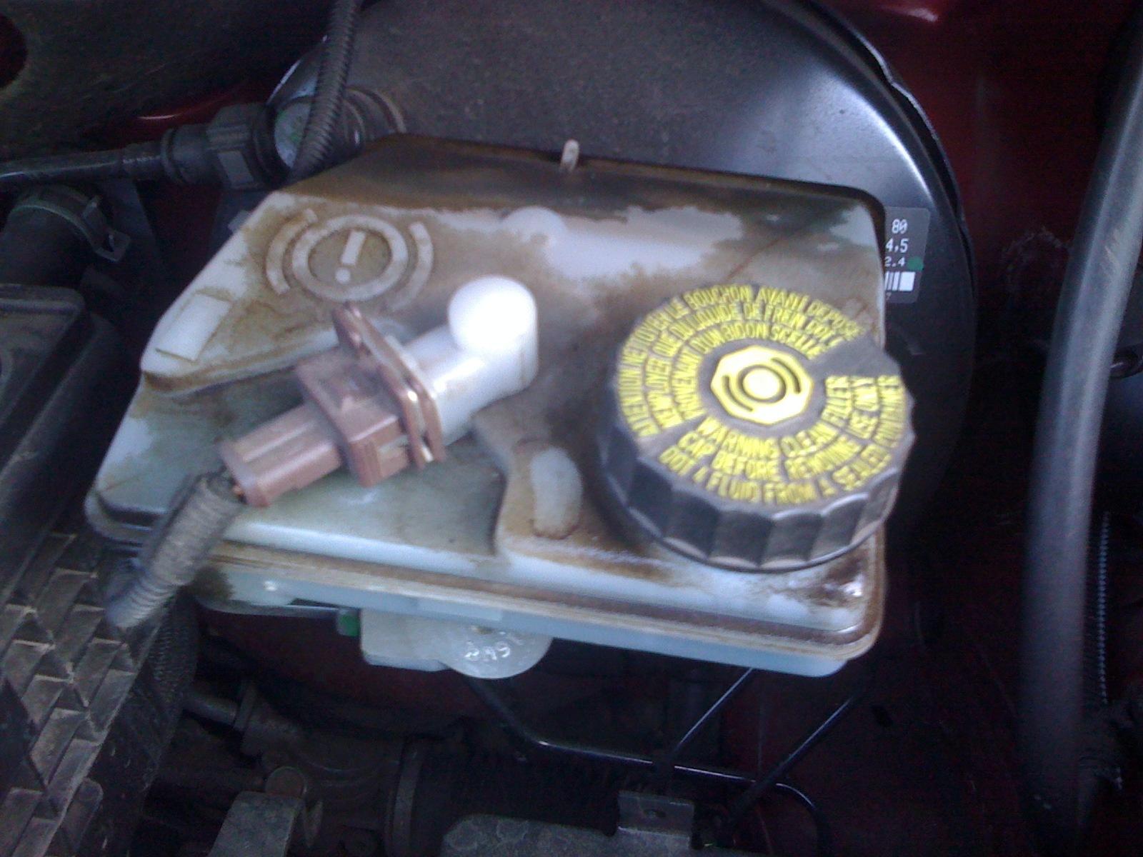 Какая тормозная жидкость подходит для Peugeot 206