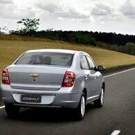 Установка брызговиков на Chevrolet Cobalt фото
